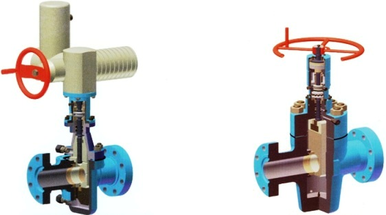 Трубопроводная арматура управление